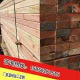 木材厂家批发 建筑木方口料 花旗松方木板 材规格板 花旗松木方