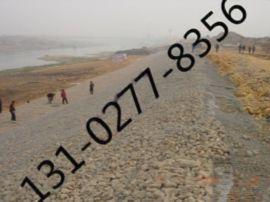 保护河道装石头格宾网箱_生态护坡覆塑格宾网绿色环保