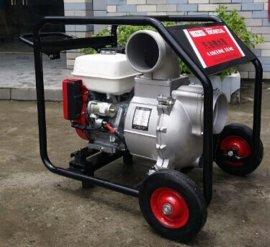 翰丝6寸本田动力汽油自吸水泵