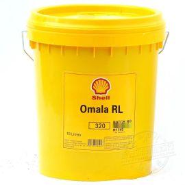 壳牌可耐压RL320 Shell Omala RL320号合成齿轮油润滑油原进口18L 209L
