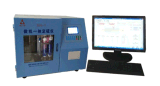 鑫达XDL-9化验醇基燃料油的含硫量仪器 微机一体测硫仪