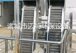专业生产格栅除污机设备 回转式格栅 迈特回转式格栅机一件可批