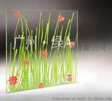 广州·绿A  琥珀玻璃板  GA03