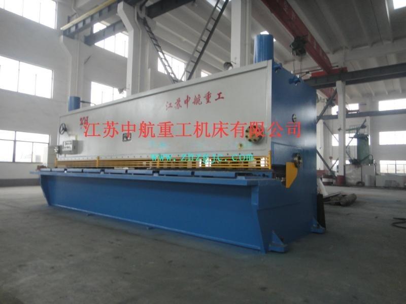 QC11Y-20*6500液壓閘式剪板機 中航全新剪板機折彎機 折彎機批發