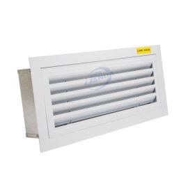 中央空调双层百叶回风口式复合空气处理装置除尘净化器