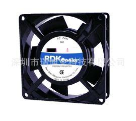 工廠供應9225交流散熱風扇尺寸92*92*25MM轉速2400/2900PRM
