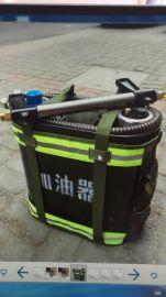 镇江润林背负式加油器 背油器 背油桶 背水桶