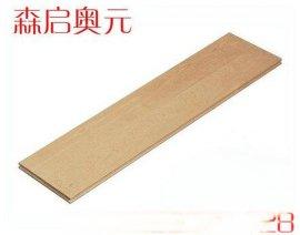 实木体育馆木地板和单龙骨运动木地板产品优势