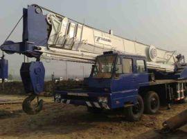 新型TADANO多田野50吨二手汽车吊起重机