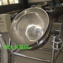 电加热夹层锅 蒸汽夹层锅 燃气夹层锅
