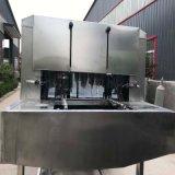 高压水流节水型自动蒸汽清洗机