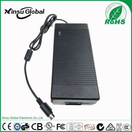 14.6V10A铁锂电池充电器 12.8V10A 美规FCC UL认证 14.6V10A磷酸铁锂电池充电器