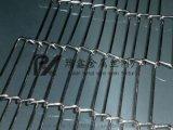 耐高温输送网带,乙字形耐高温输送网带,不锈钢耐高温输送网带