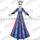 艺晨舞悦校园儿童舞蹈演出服装纱织蓬蓬裙舞蹈服装定制