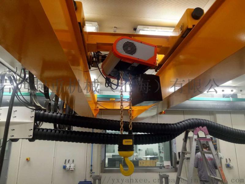 电动葫芦单梁起重机小型悬挂起重机