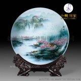 商务礼品陶瓷纪念盘 陶瓷纪念盘生产厂家