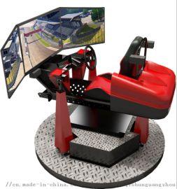 动感赛车模拟器 旋转360度模拟赛车