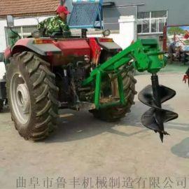 伊犁大型自动植树机拖拉机挖坑机哪家质量好