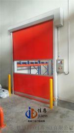 pvc快速卷帘门、洁净快速门、高速卷帘门