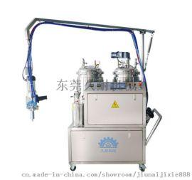 久耐厂家聚氨酯低压发泡机直销