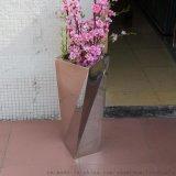不鏽鋼花盆裝飾工藝品