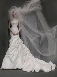 婚纱,高级婚纱定制,2016年新款白色婚纱高级定制