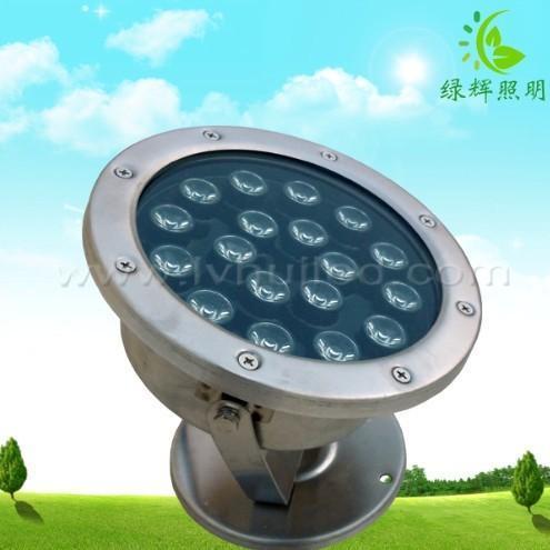 LED水底灯(16W单色)