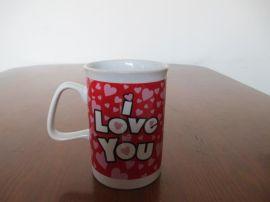 广告陶瓷杯
