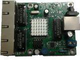 5口迷你交換機10/1000M 埠VLAN
