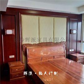 长沙实木整房家具、实木酒柜、衣柜门定做质量很好
