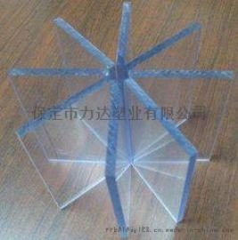 PVC透明板厂家/透明PVC板 尽在力达塑业