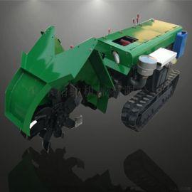 好用的田园管理机 开沟旋耕回填一体机