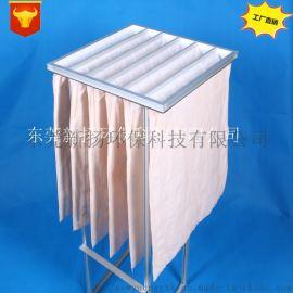 风柜过滤袋 中效袋式过滤器 无纺布袋式过滤器厂家