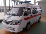 国五金杯海狮短轴救护车