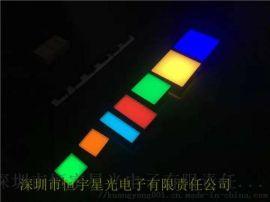 LED广场地砖灯深圳恒宇星光电广场发光砖广场地灯