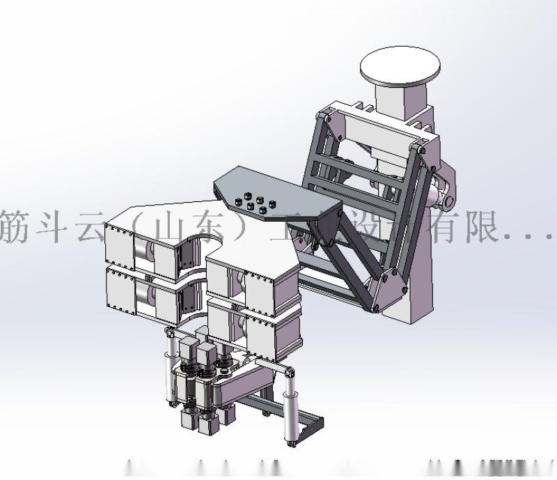 油田铁钻工研发-工业设计