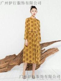 廣州伊行服飾莫名原創品牌折扣女裝組合包走份渠道