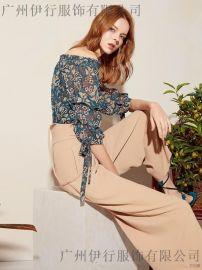 杭州时尚品牌茜可可女装专柜**库存折扣货源打包走份