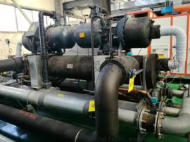 MK-160W水冷式螺杆冷水机 天津工业冷水机厂家