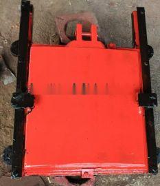 海门排水渠铸铁闸门型号1米1米5安装
