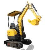 直銷17型農用小型挖掘機 先導式挖掘機 履帶挖掘機