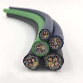 耐低温电缆主要特性及型号