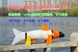 自主研發水質檢測仿生機器魚