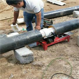 海口 鑫龙日升 大口径供暖直埋保温管 dn350/377聚氨酯保温螺旋钢管