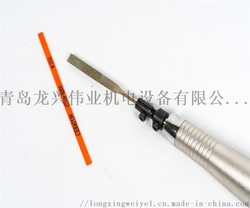 台湾TU-07气动超声波研磨机锉刀打磨机模具抛光机