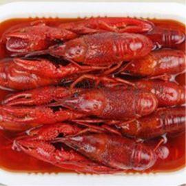 麻辣小龙虾生产流水线 全自动龙虾油炸设备