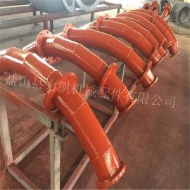生产氧化铝陶瓷弯头厂家
