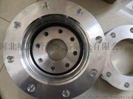 国标锻打碳钢高压对焊法兰平焊法兰生产厂家河北航迈