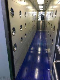 风淋室通道,全不锈钢30  淋室
