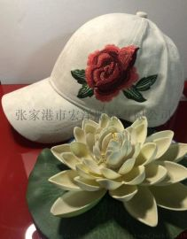 时尚绣花棒球帽